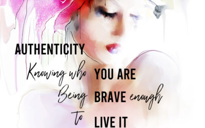 BE BRAVE ENOUGH TO 100% BE YOU!